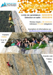Affiche Selection